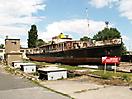 Šturec na starom lodnom výťahu (Deň prístavov)