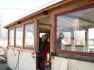 Montáž okien kormidlovne